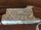 Browning Citori Grade 5 Early Hand Engraved 28Gage - 12 of 17