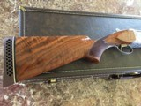 Browning Citori Grade 5 Hand Engraved 12GA Cased In Like New Condition