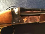 Beretta 20ga471 Silver Hawk SXS Shotgun In Factory Case - 2 of 11