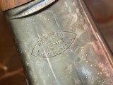 Beretta 20ga471 Silver Hawk SXS Shotgun In Factory Case - 10 of 11
