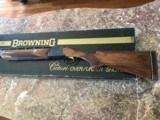 Browning Citori 410 ga Skeet in the box
