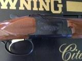 Browning Citori 410 ga Skeet in the box - 9 of 11