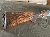 Browning Citori Grade V 12 Gage Skeet Shotgun In Like New Condition