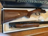Browning Citori 410 Gage Skeet In Like New Condition
