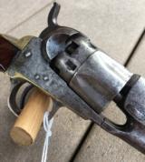 Colt Model 1862 Police Revolver Prototype 2 Digit SN- 11 of 15