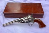 Cased High Condition 96% Colt Model 1862 Police Cartridge Conversion