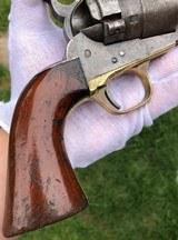 US Martial Colt Richards Model 1860 Conversion - 4 of 15