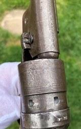 US Martial Colt Richards Model 1860 Conversion - 13 of 15