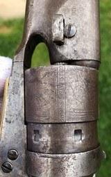 US Martial Colt Richards Model 1860 Conversion - 14 of 15