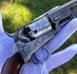 Factory Engraved Colt 1849 Listed on Gustave Young Records by SN# - 9 of 15