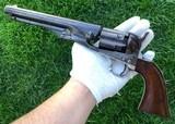Very Fine Civil War Era Colt 1860 Fluted Army Revolver - 1 of 14
