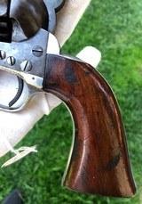 Very Fine Civil War Era Colt 1860 Fluted Army Revolver - 3 of 14