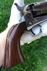Very Fine Civil War Era Colt 1860 Fluted Army Revolver - 9 of 14