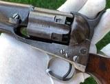 Very Fine Civil War Era Colt 1860 Fluted Army Revolver - 2 of 14