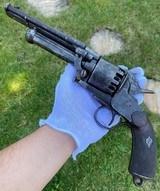 Original Civil War Confederate LeMat Revolver