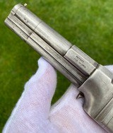 Scarce Smith & Wesson Volcanic Pistol - 4 of 15