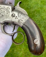 Scarce Smith & Wesson Volcanic Pistol - 3 of 15