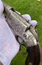Scarce Smith & Wesson Volcanic Pistol - 5 of 15