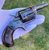 Exceptional Colt New Line .38 w/ Color Case Hardened Finish - 7 of 14