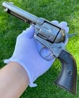 1st Generation Colt Single Action Army SAA Revolver - MFG 1892