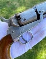 Fine Extremely Early Presentation Inscribed Colt Model 1849 Pocket Revolver - 10 of 15
