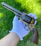 Authentic Civil War Confederate CS Spiller & Burr Revolver