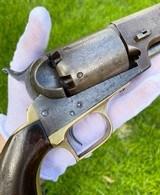 "Scarce Squareback Colt 1st Model Dragoon w/ Scarce ""US Dragoons"" Cylinder Scene - 10 of 20"