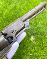 "Scarce Squareback Colt 1st Model Dragoon w/ Scarce ""US Dragoons"" Cylinder Scene - 12 of 20"