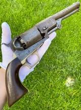 "Scarce Squareback Colt 1st Model Dragoon w/ Scarce ""US Dragoons"" Cylinder Scene - 9 of 20"