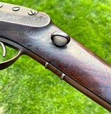 Scarce & Fine Model 1836 J H Hall 1839 Carbine w/ Saddle Ring Staple - 10 of 20