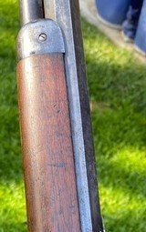 Antique High Condition 1st Model Winchester 1873 Rifle w/ Unique Magazine Cut Off Switch - 15 of 20