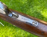 Antique High Condition 1st Model Winchester 1873 Rifle w/ Unique Magazine Cut Off Switch - 20 of 20