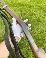 Exceptional Civil War Martial Inspected Ballard Carbine .44RF