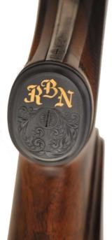 JOHN RIGBY & SONS DOUBLE RIFLE 470NE (CALIFORNIA RIGBY) AS NEW CONDITION - 7 of 10