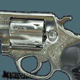 Ruger SP101 Composed Pair Hand Engraved V. Graham - 8 of 13
