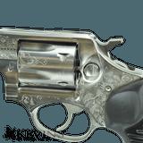 Ruger SP101 Composed Pair Hand Engraved V. Graham - 11 of 13