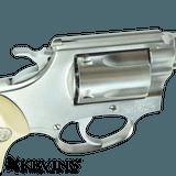 Smith & Wesson 60 .38 S&W SPL Ivory Grips - 4 of 6