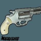 Smith & Wesson 60 .38 S&W SPL Ivory Grips - 3 of 6