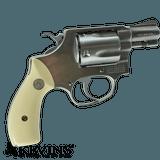 Smith & Wesson 60 .38 S&W SPL Ivory Grips