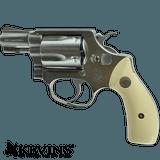 Smith & Wesson 60 .38 S&W SPL Ivory Grips - 2 of 6