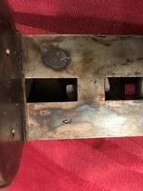 J. Braddell & Son, Belfast 8 Gauge Double Barrel Hammer Shotgun - 12 of 15