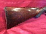 J. Braddell & Son, Belfast 8 Gauge Double Barrel Hammer Shotgun - 3 of 15