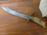 Early 19th century American Mountain Man/Frontiersman knife - 8 of 9
