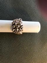 Men's Yellow Gold Nugget Ring 14 k