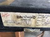 Browning Superposed Midas Superlight 12 ga. - 11 of 13