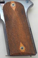 ULTRA RARE COLT MODEL 1905 W/BACK STRAP SLOTTED FOR SHOULDER STRAP (MFG 1910)!!! - 5 of 13