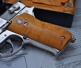 ONE OF KIND S&W 39 9MM SERIAL #39 ALL STEEL FACTORY SPECIAL ORDER! W/LETTER & SHIPPING RECORDS!!! - 4 of 25