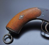 RARE ANTIQUE FACTORY CUTAWAY M1879 11MM REICHSREVOLVER MANUFACTURE 1882!!! - 10 of 21