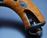 RARE ANTIQUE FACTORY CUTAWAY M1879 11MM REICHSREVOLVER MANUFACTURE 1882!!! - 7 of 21