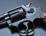 VERY RARE S&W 1899 U.S. ARMY 38 LONG COLT REVOLVER DELIVERED TO ARMY IN 1901! ONLY 1000 MFG!!! - 4 of 21
